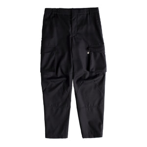 GIVENCHY CARGO TROUSERS BLACK