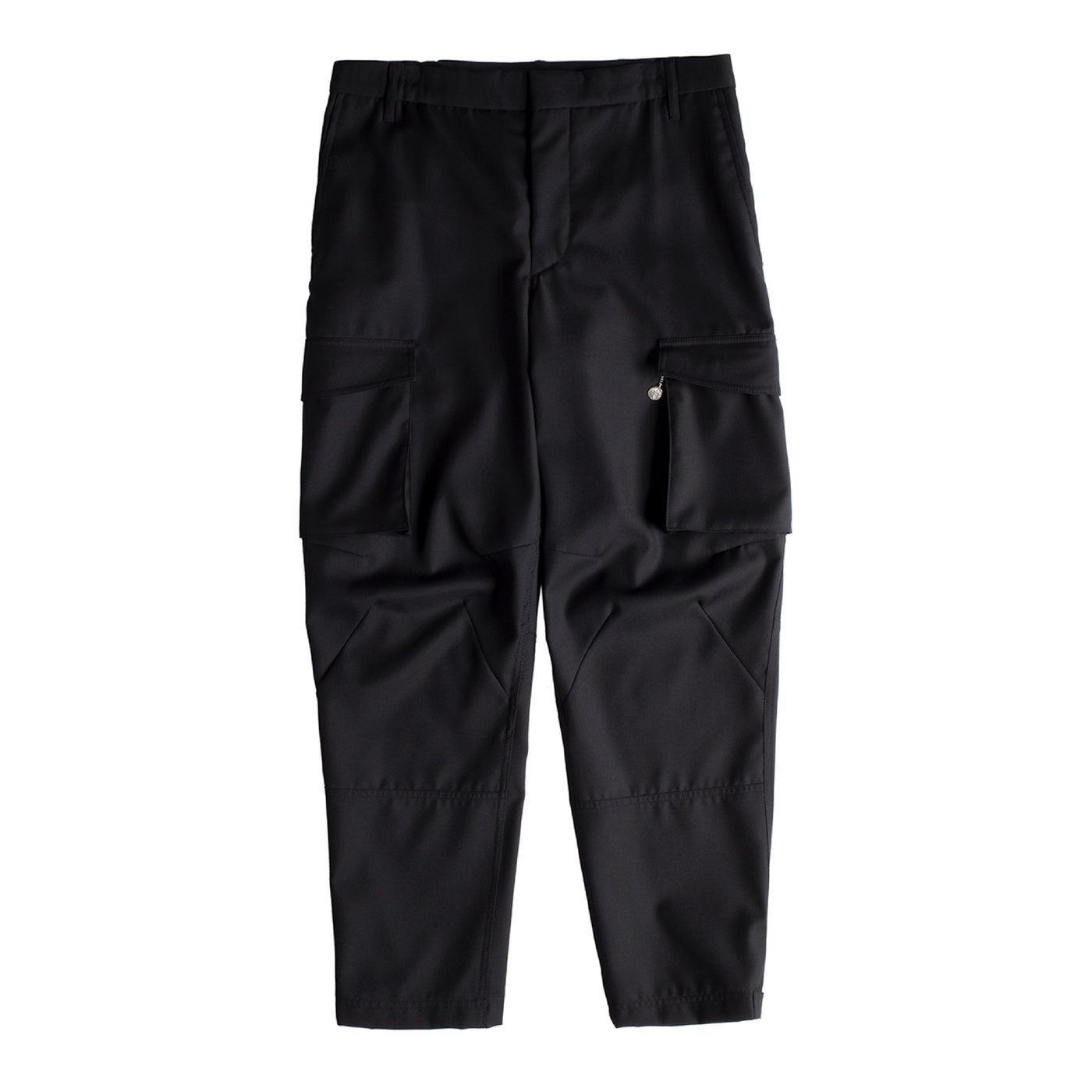 Load image into Gallery viewer, GIVENCHY CARGO TROUSERS BLACK