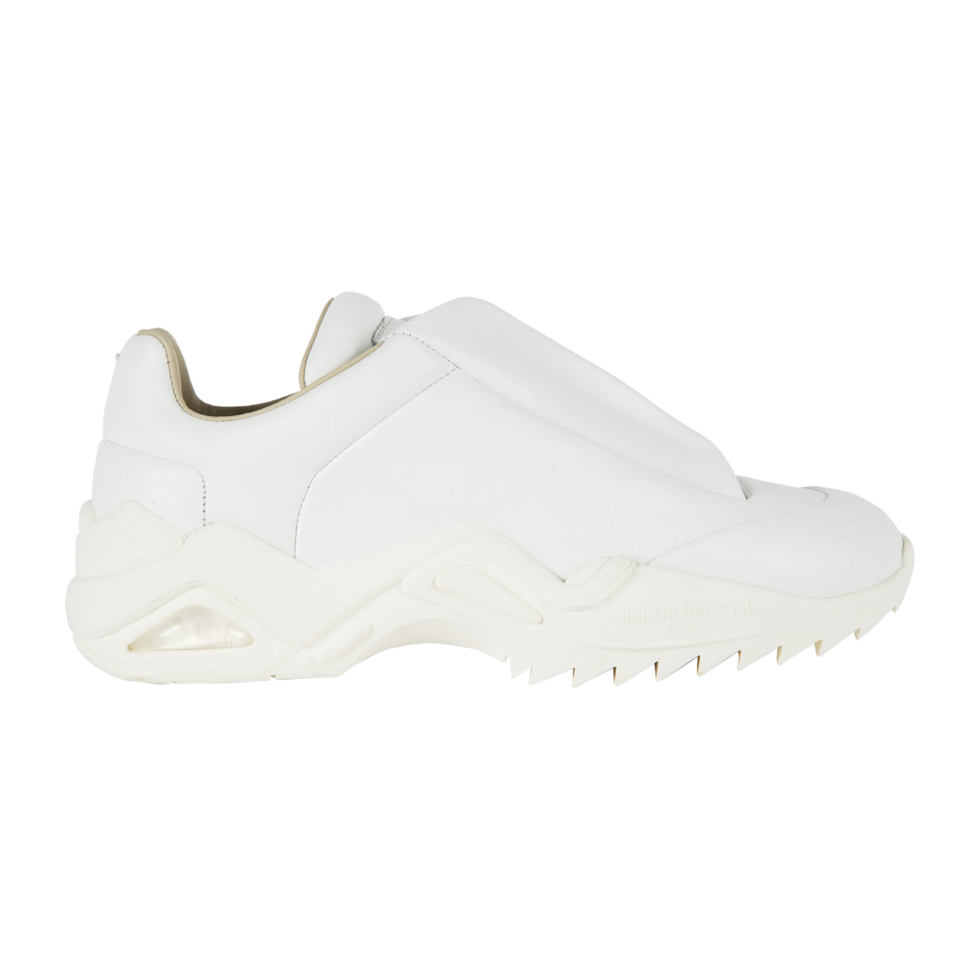 Load image into Gallery viewer, MAISON MARGIELA NEW FUTURE LOW TOP SNEAKER WHITE