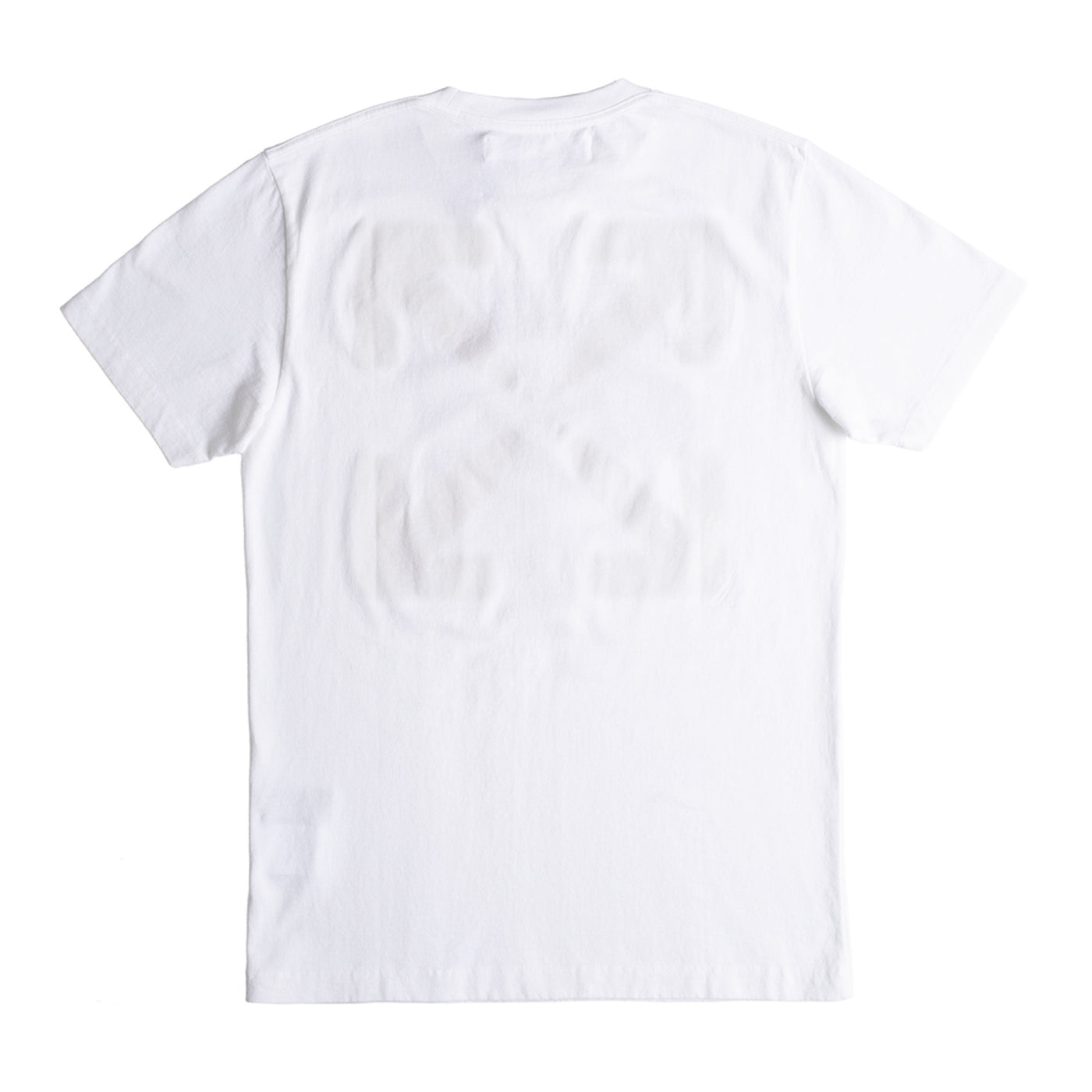 Load image into Gallery viewer, OFF-WHITE BLURRED CARAVAGGIO SLIM TEE WHITE