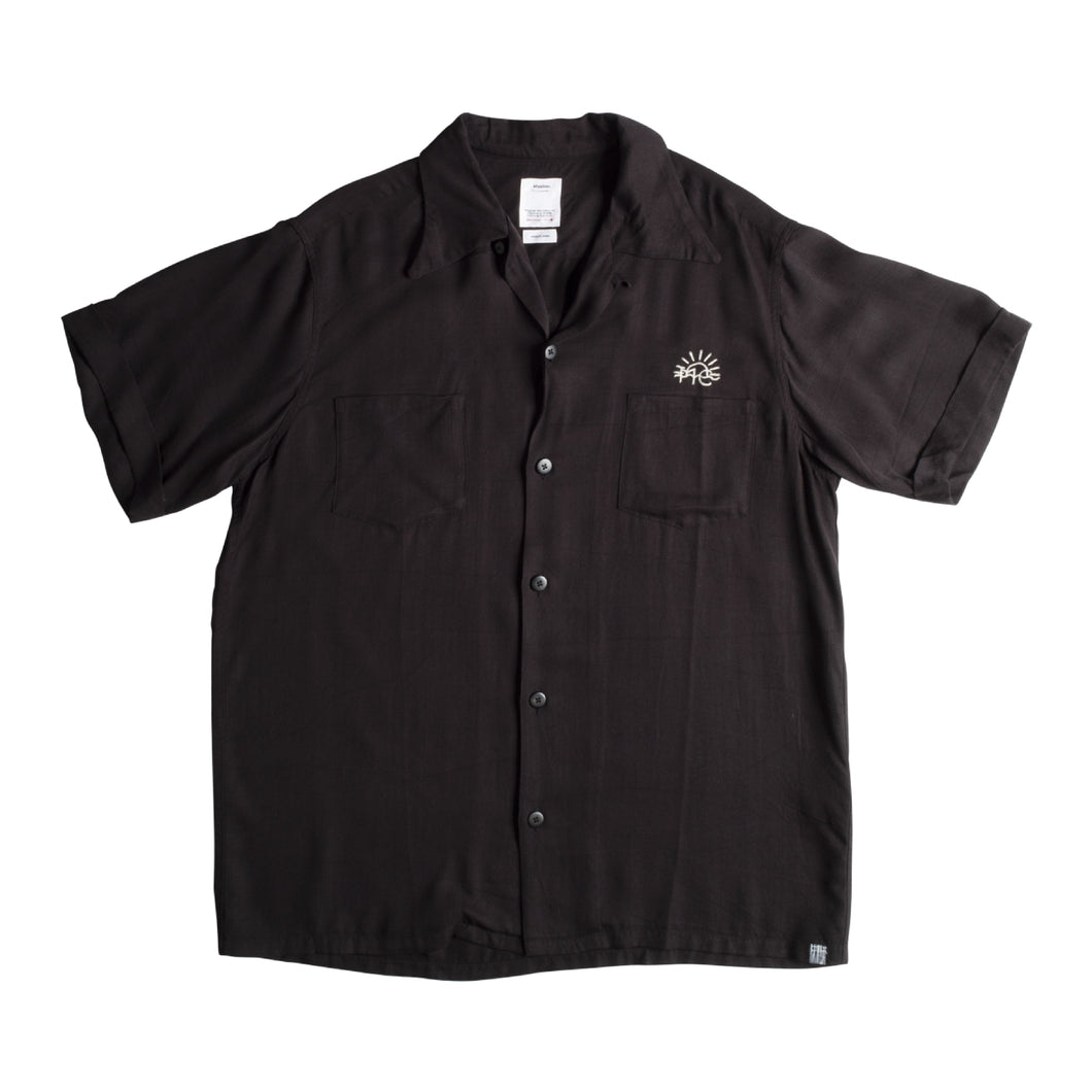 VISVIM IRVING SHIRT BLACK