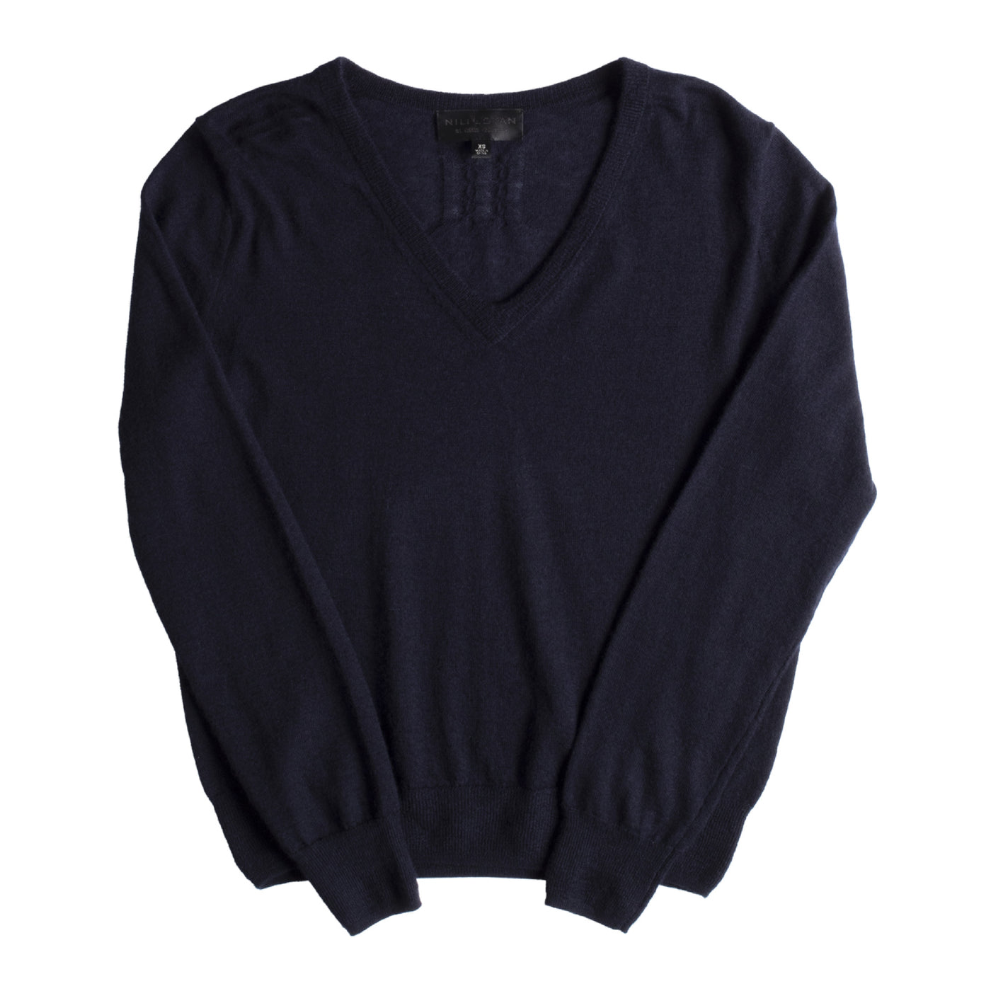 Load image into Gallery viewer, NILI LOTAN MURIEL SWEATER BLUE