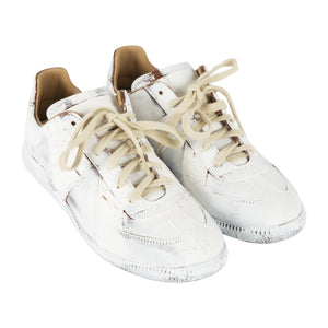 MAISON MARGIELA SNEAKERS WHITE