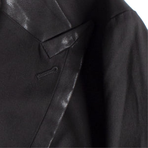 NEEDLES PEAKED-LAPEL BLAZER BLACK