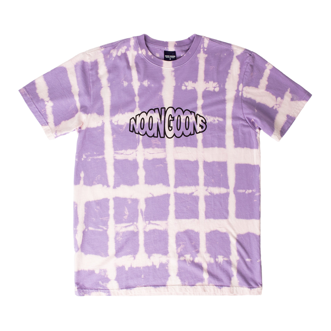 Load image into Gallery viewer, NOON GOONS TIE-DYE T-SHIRT PURPLE