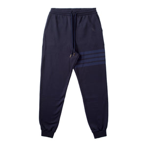 THOM BROWNE SWEATPANTS NAVY