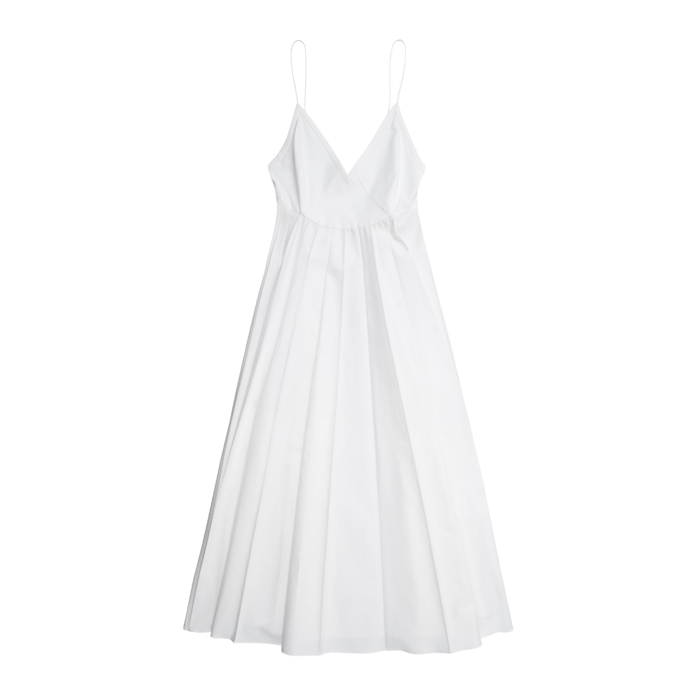 Load image into Gallery viewer, KHAITE LIANNE DRESS WHITE