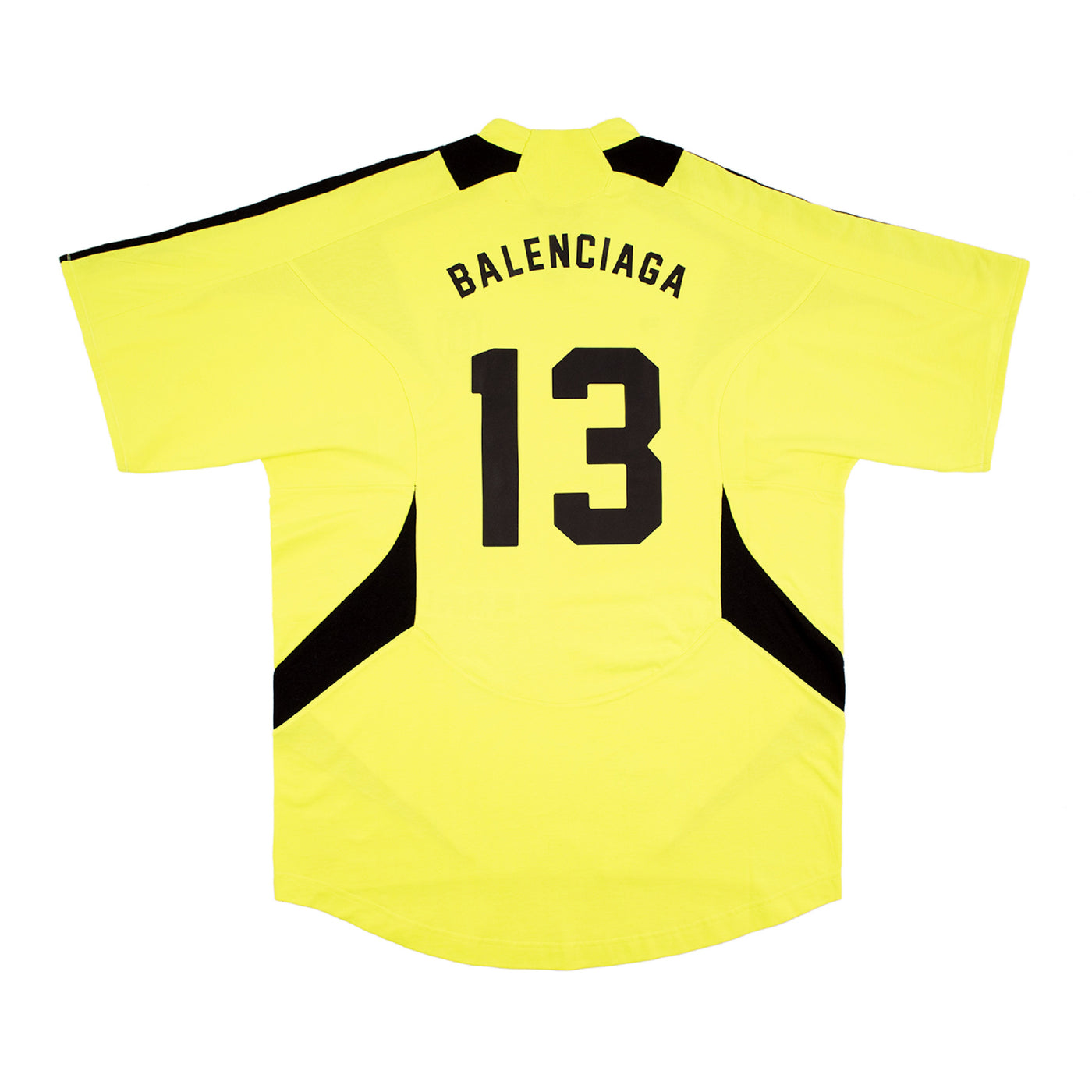 Load image into Gallery viewer, BALENCIAGA SOCCER T-SHIRT YELLOW