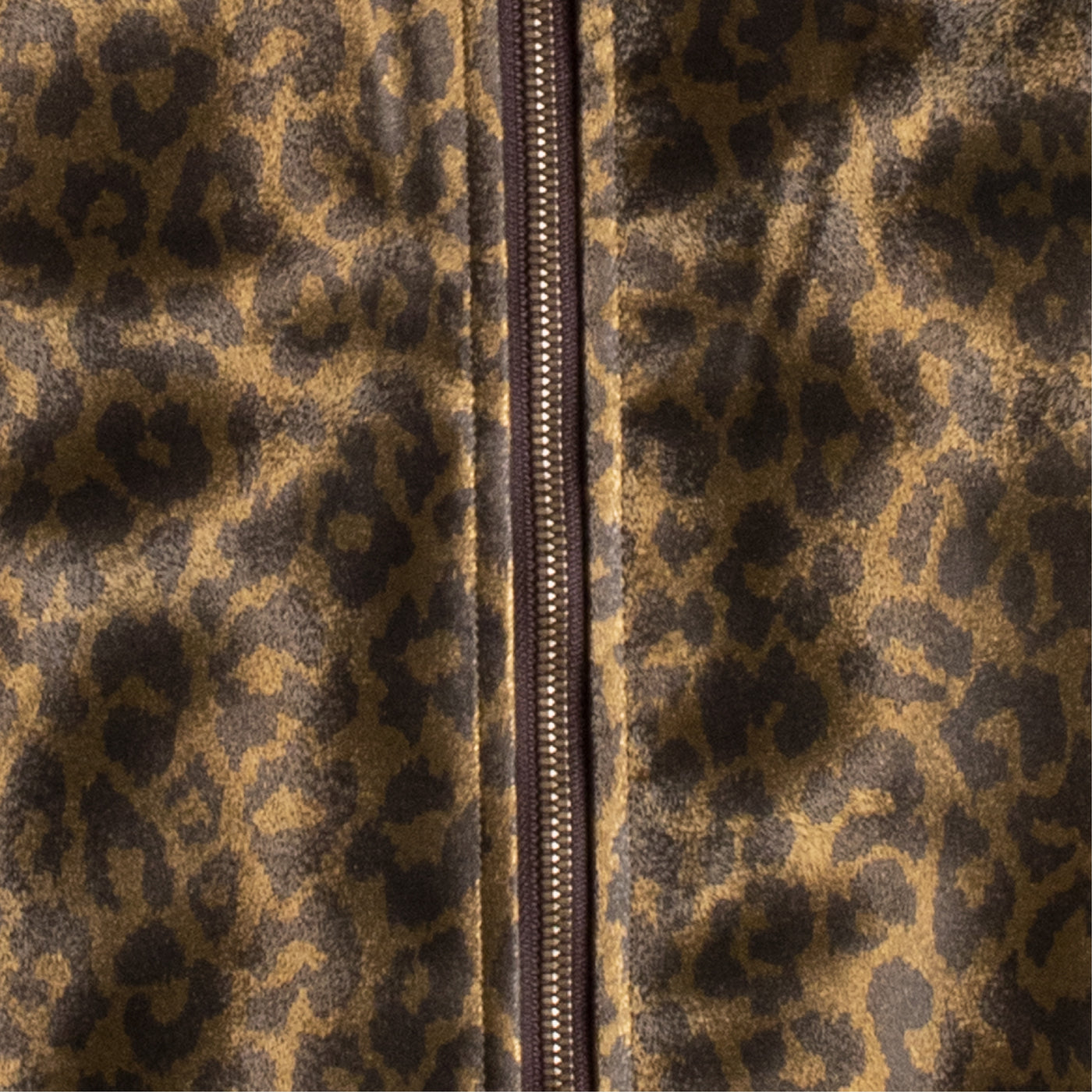 Load image into Gallery viewer, NEEDLES LEOPARD JACKET BROWN