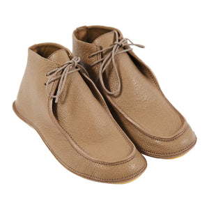 THE ROW DESERT BOOTS BROWN