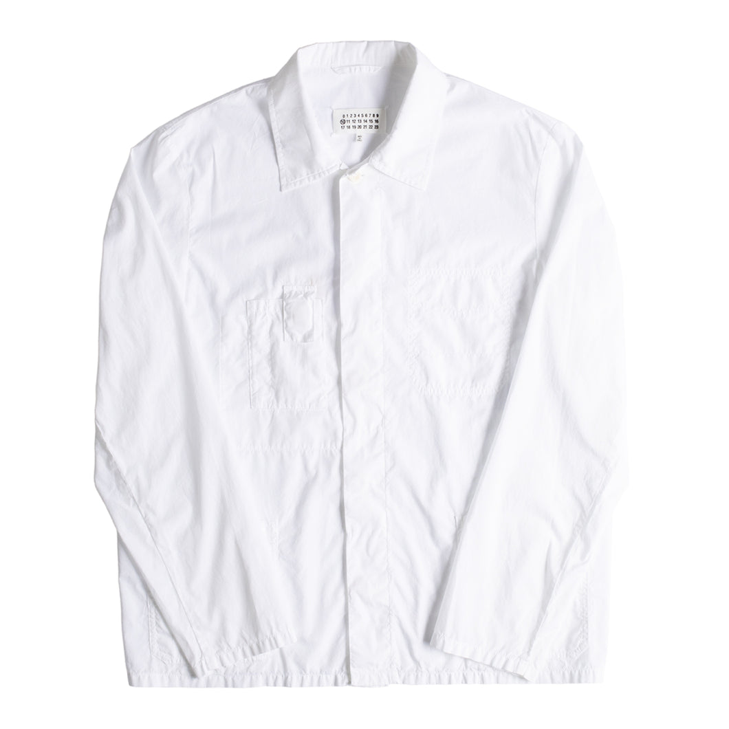 MAISON MARGIELA SHIRT WHITE