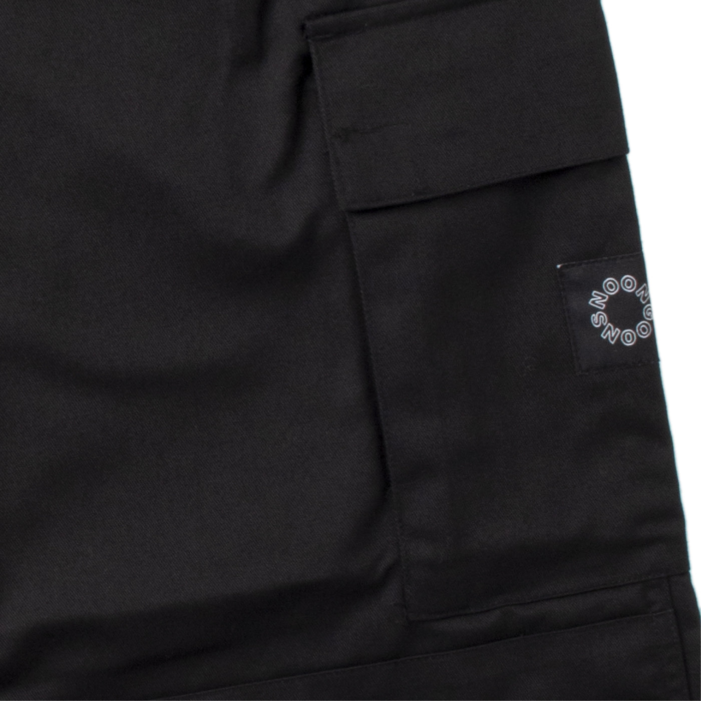 Load image into Gallery viewer, NOON GOONS CARGO PANTS BLACK