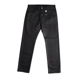 1017 ALYX 9SM 6-POCKET JEANS BLACK