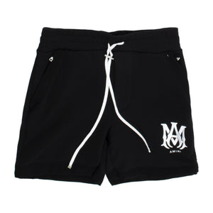 AMIRI MA SWEATSHORT BLACK