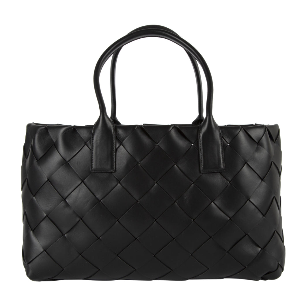 BOTTEGA VENETA TOTE BAG BLACK