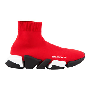 BALENCIAGA SPEED .2 LT RED