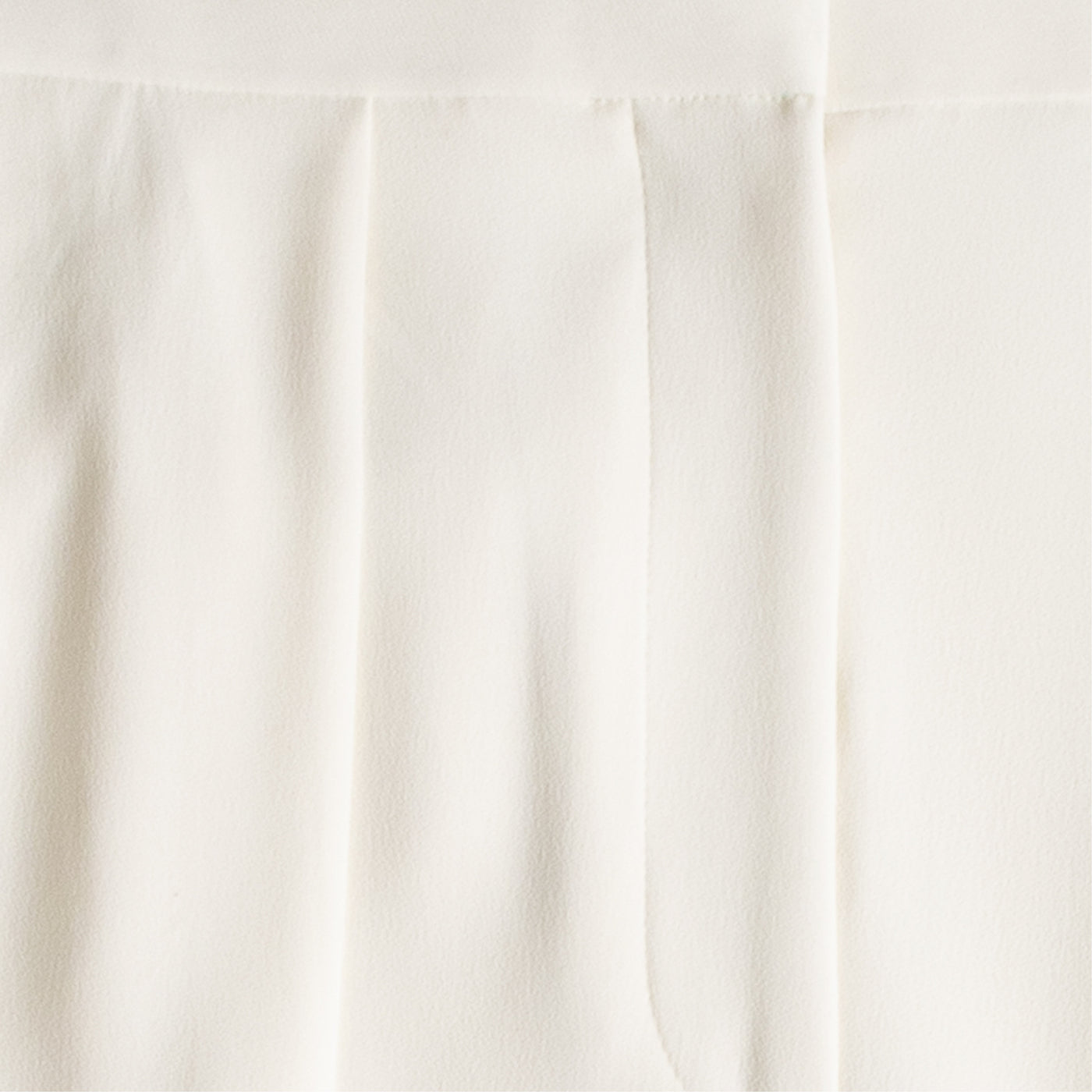 Load image into Gallery viewer, THE ROWBOX-PLEATED PANTS WHITE