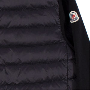 MONCLER LIGHTWEIGHT JACKET BLACK