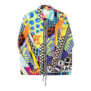 VERSACE JACKET MULTI