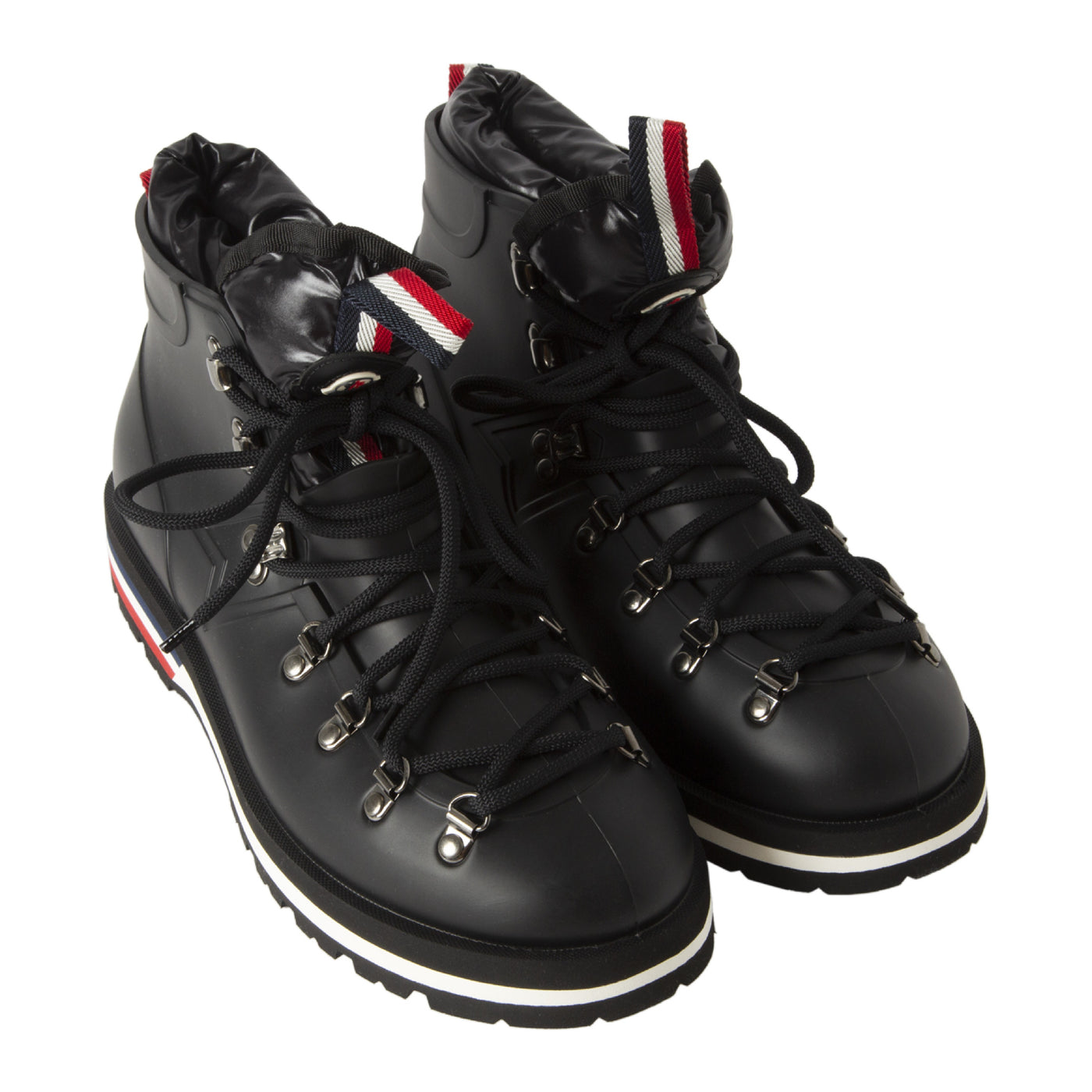 Load image into Gallery viewer, MONCLER HIKING BOOTS BLACK
