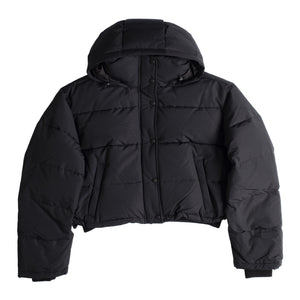 WARDROBE.NYC PUFFER JACKET BLACK