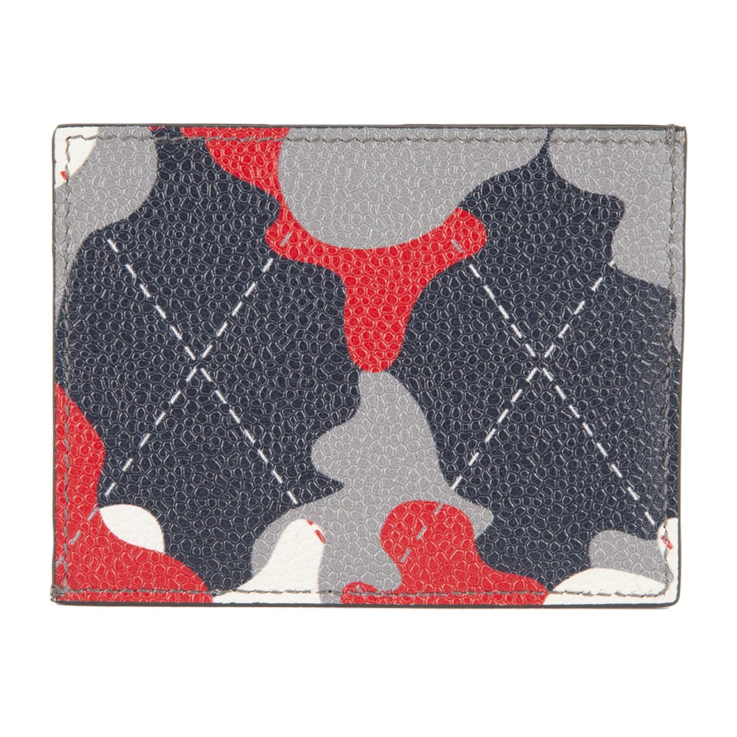 THOM BROWNE CARDCASE RED