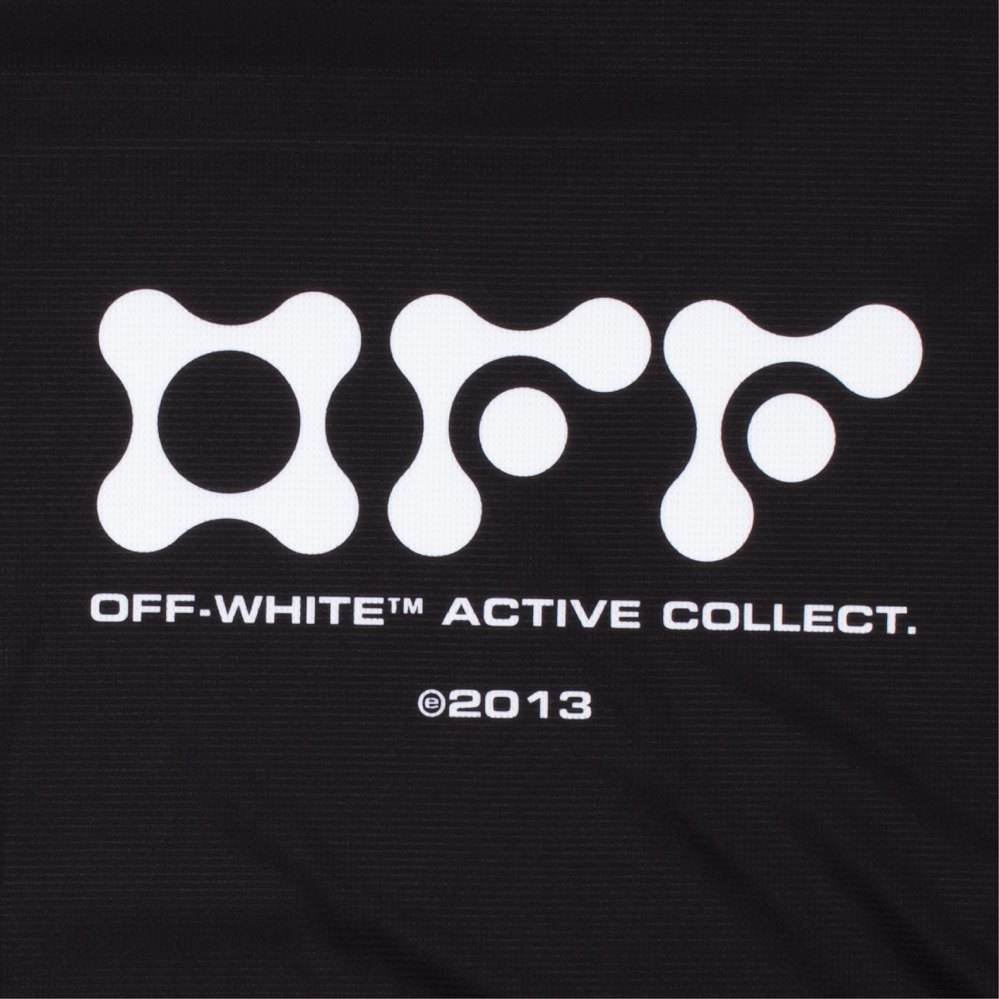 Load image into Gallery viewer, OFF-WHITE LS GRAPHIC TEE BLACK