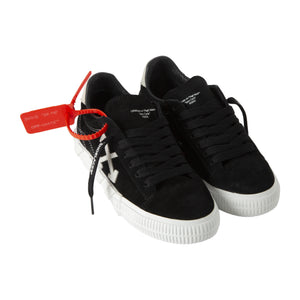 OFF WHITE LOW-TOP SNEAKER BLACK