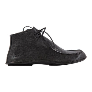 THE ROW DESERT BOOTS BLACK