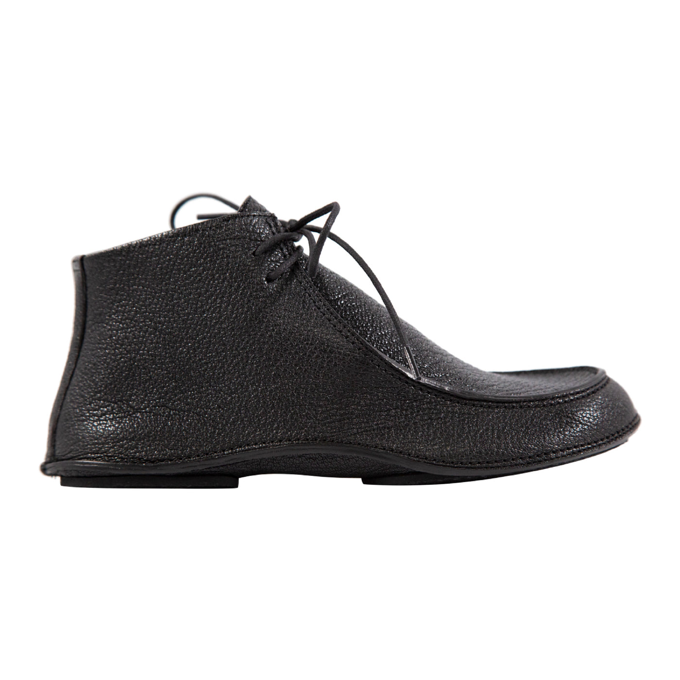 Load image into Gallery viewer, THE ROW DESERT BOOTS BLACK