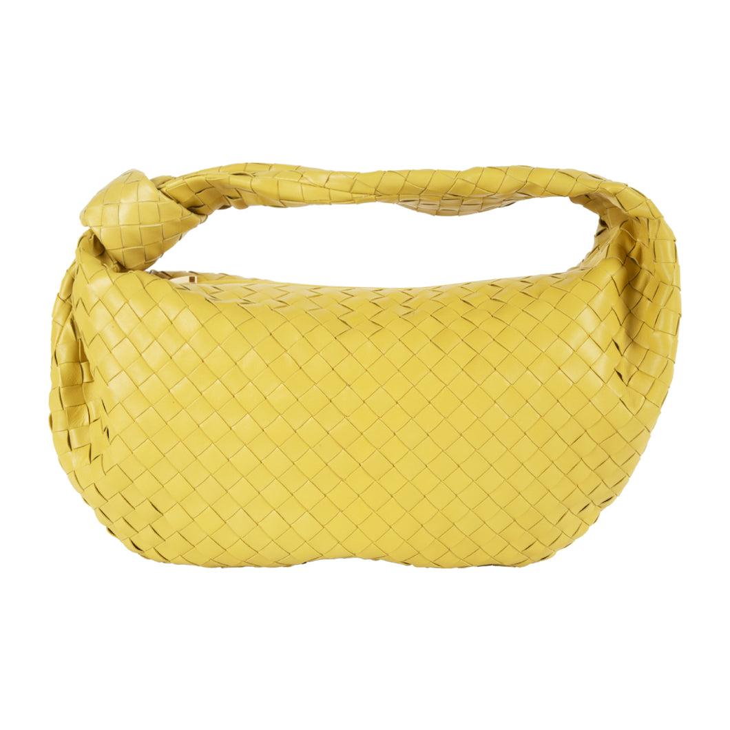 BOTTEGA VENETA BV JODIE YELLOW