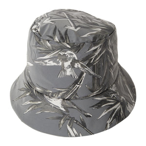 OFF-WHITE BIRDS RAIN CAP GREY