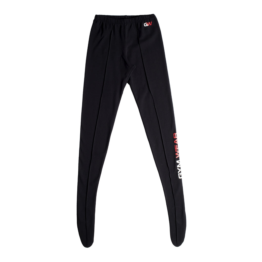 BALENCIAGA DYNASTY LEGGINGS BLACK