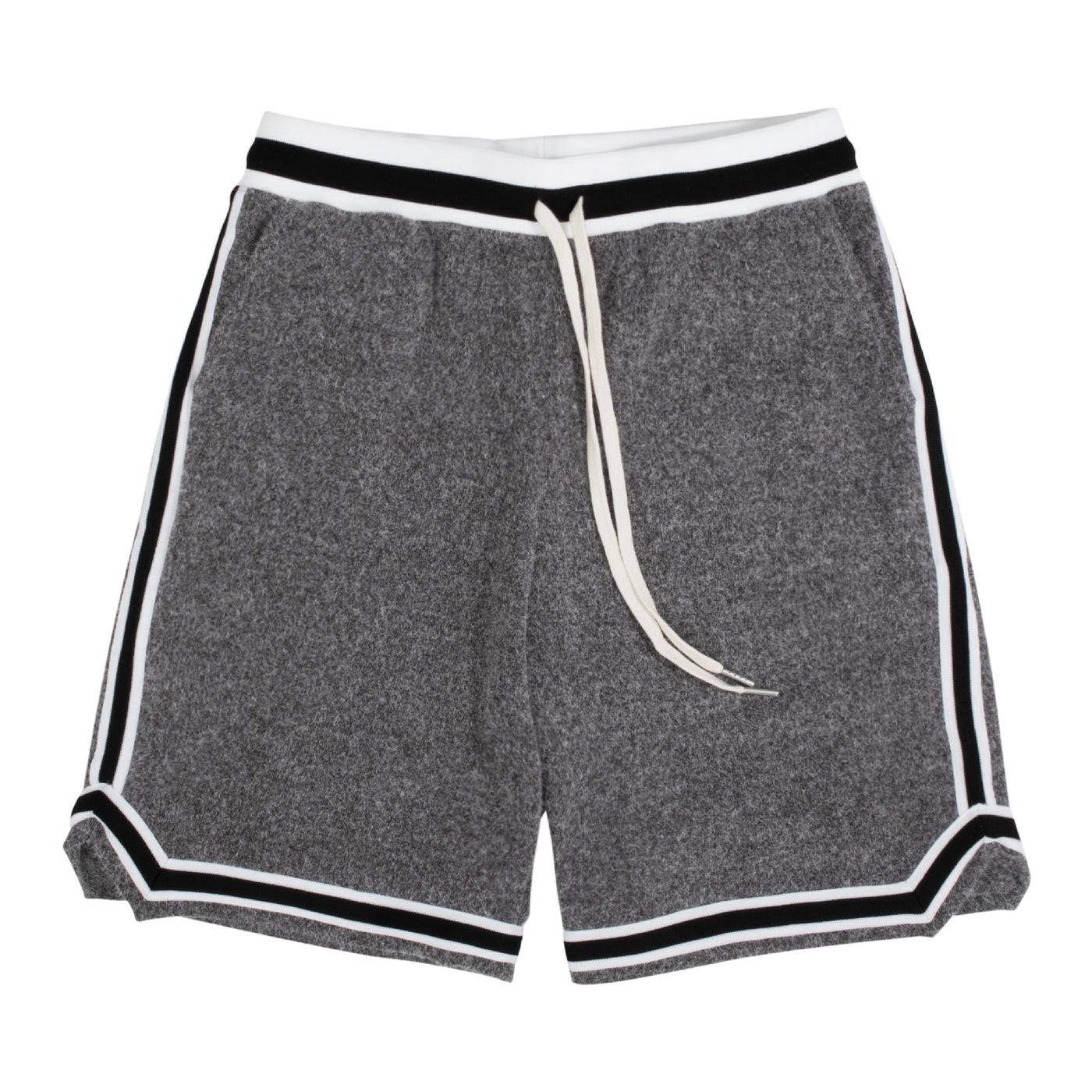 Load image into Gallery viewer, JOHN ELLIOTT TERRY GAME SHORTS GREY