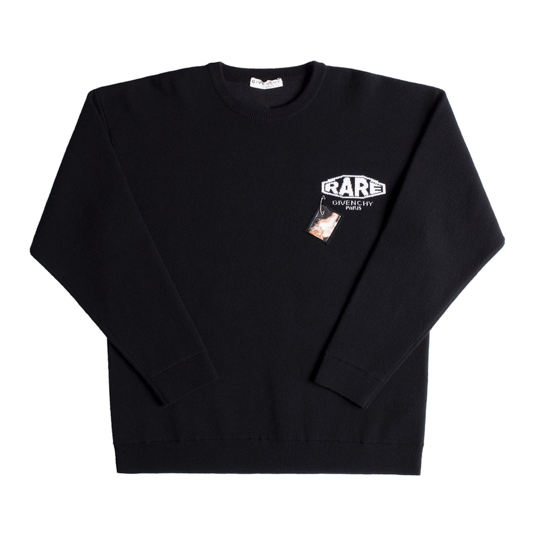 GIVENCHY RARE SWEATER BLACK