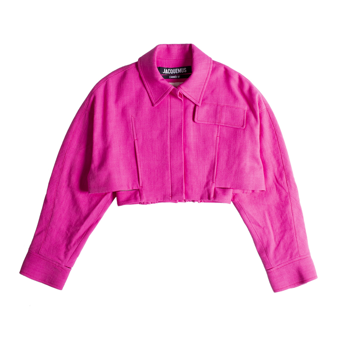 "Load image into Gallery viewer, JACQUEMUS ""ESTEREL"" JACKET PINK"