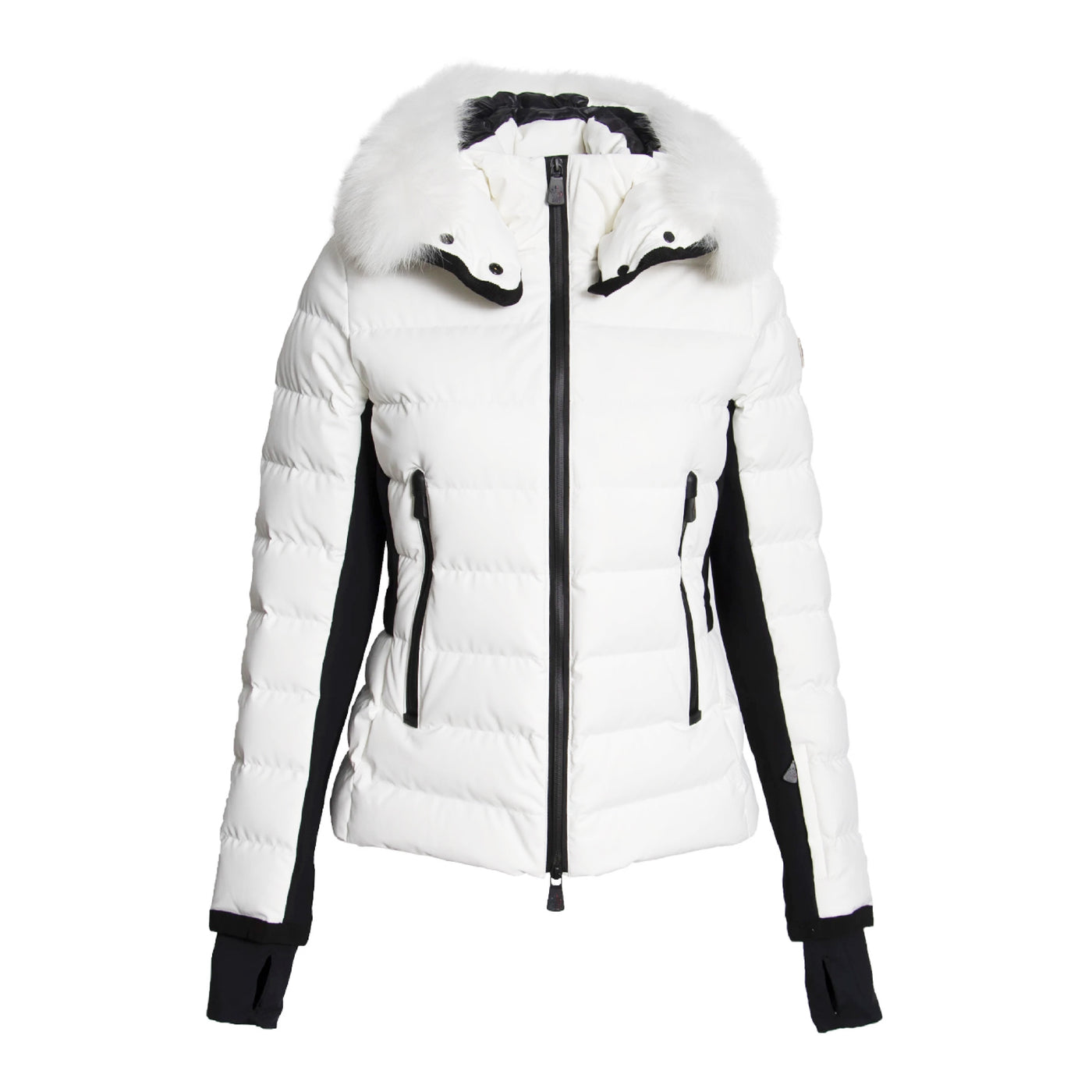 "Load image into Gallery viewer, MONCLER ""LAMOURA"" JACKET WHITE"