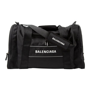 BALENCIAGA DUFFLE BAG BLACK