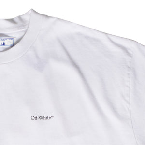 OFF-WHITE CARAVAGGIO ANGEL OVER TEE WHITE