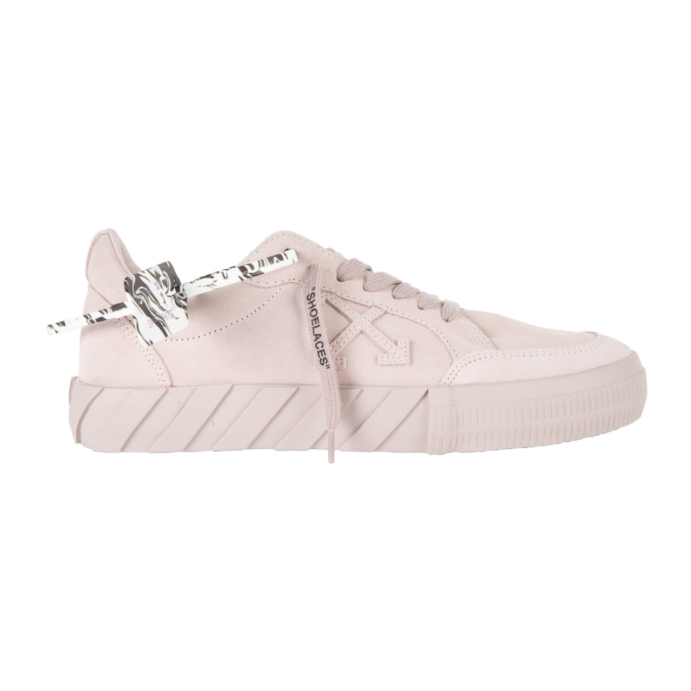 Load image into Gallery viewer, OFF-WHITE LOW VULCANIZED SNEAKER PINK