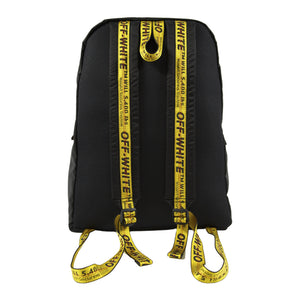 OFF-WHITE ARROW EASY BACKPACK BLACK