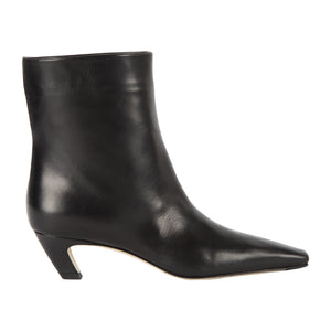 KHAITE ARIZONA ANKLE BOOT BLACK