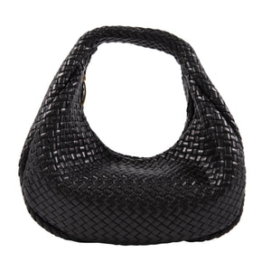 BOTTEGA VENETA HOBO BAG BLACK