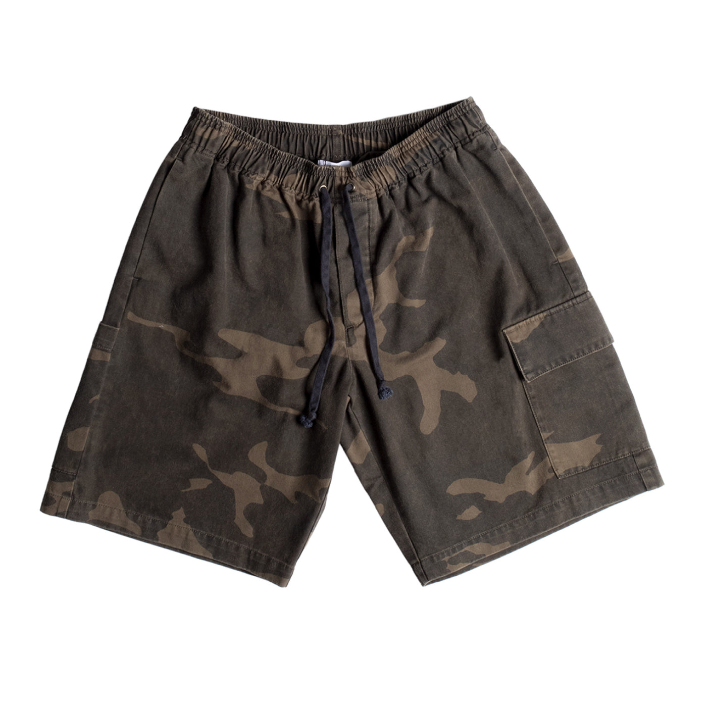 Load image into Gallery viewer, JOHN ELLIOTT UTILITY CARGO SHORTS GREEN