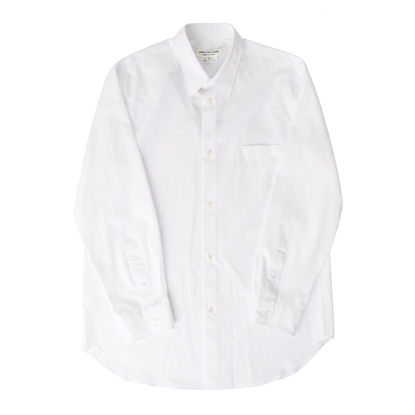 Load image into Gallery viewer, JUNYA WATANABE COTTON SHIRT WHITE