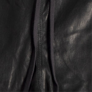 JOHN ELLIOTT LEATHER ESCOBAR PANTS BLACK