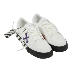 OFF-WHITE LOW VULCANIZED CANVAS WHITE