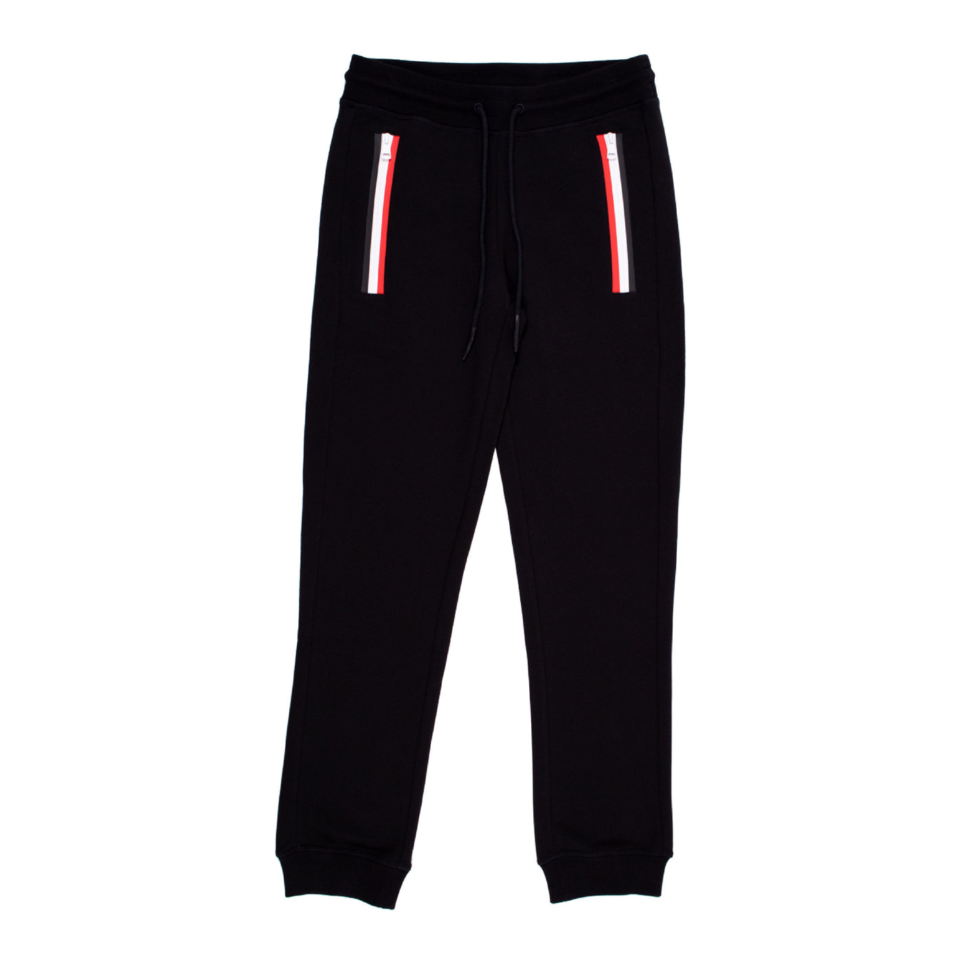 Load image into Gallery viewer, MONCLER TRACK PANTS BLACK