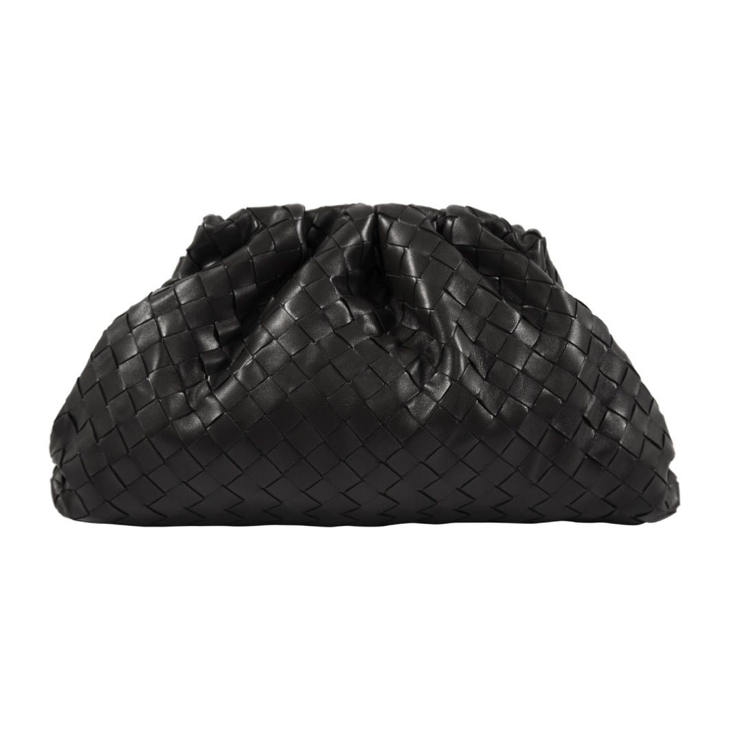 BOTTEGA VENETA THE POUCH BLACK