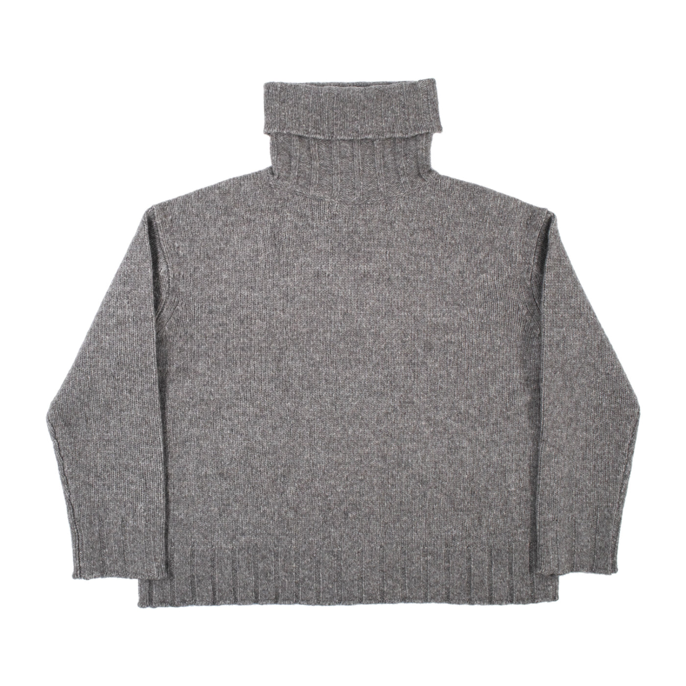 Load image into Gallery viewer, NILI LOTAN ZOE TURTLENECK SWEATER GREY